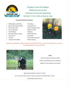 6th Cree Language Learning Classes @ Health @ Health