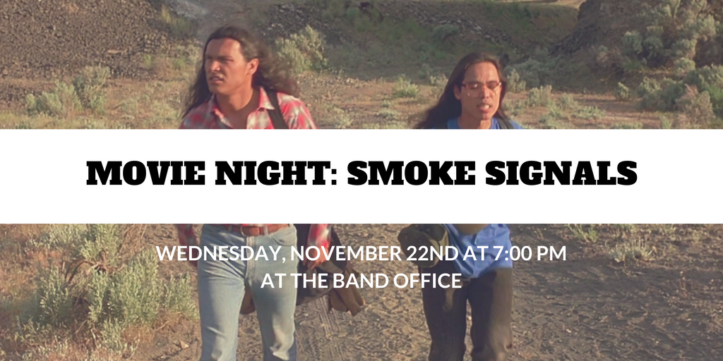 Indigenous Movie Night @ Band Office